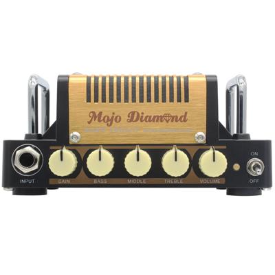 Hotone Nano Legacy Mojo Diamond guitar amp front