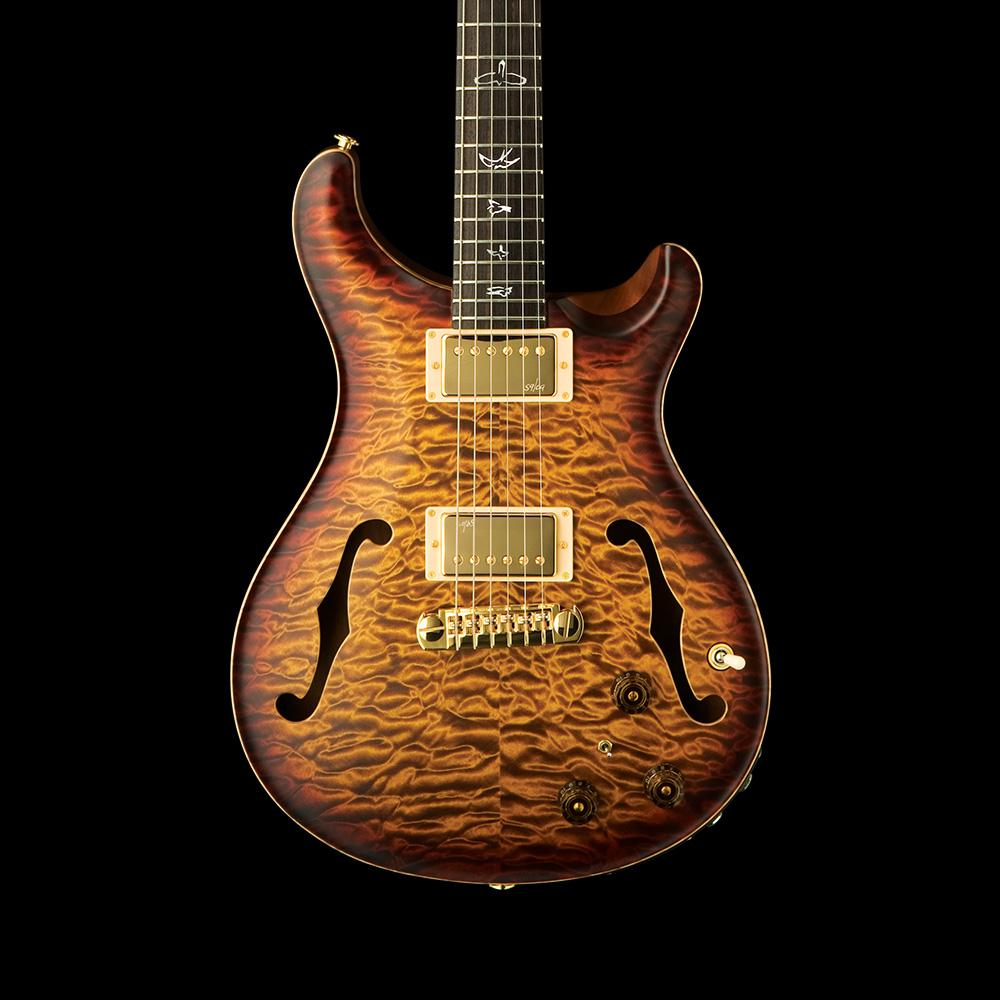 Paul Reed Smith Guitars Dark Cherry Sunburst