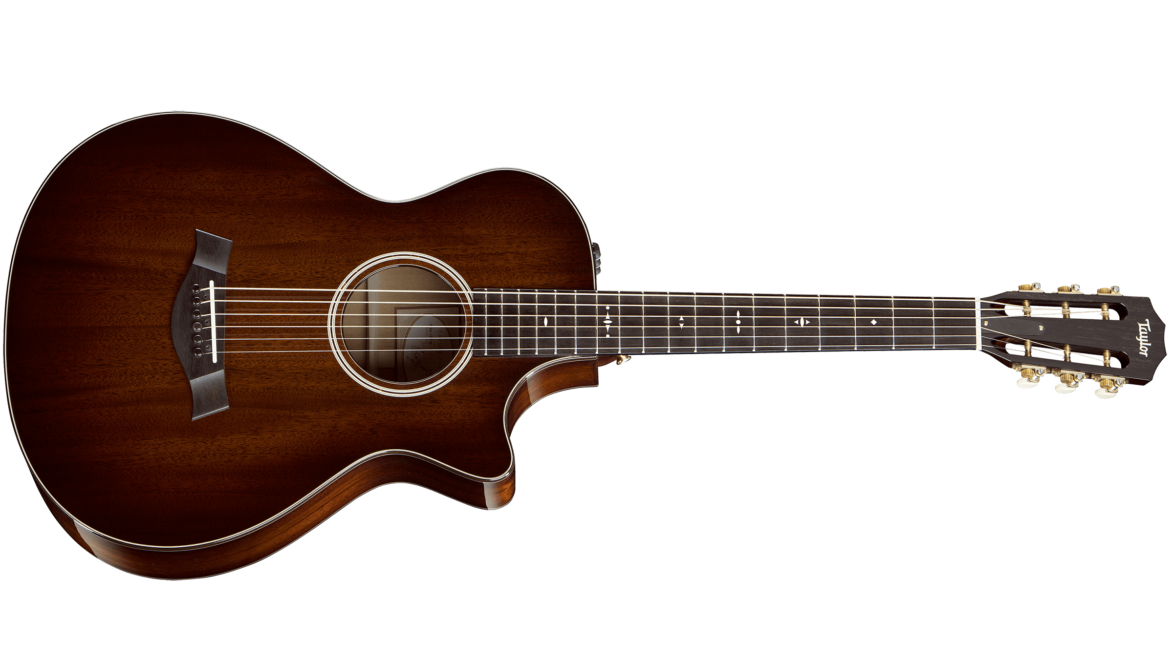 2016 Taylor Guitars 522ce 12 Fret model